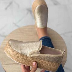 Women's PU Flats shoes