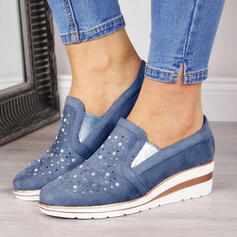 Women's PU With Others shoes