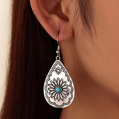 Charming Delicate Romantic Alloy Women's Ladies' Girl's Earrings