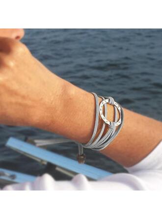 Stylish Delicate Romantic Alloy Women's Ladies' Girl's Bracelets