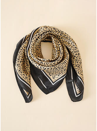 Print/Geometric Comfortable/Simple Style Scarf/Square scarf